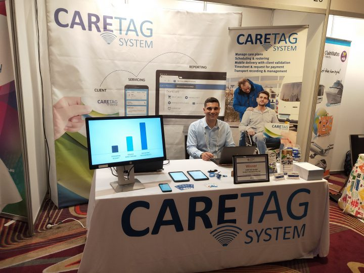 The CARETAG System Receives Huge Support at the 2019 NDS CEO Conference